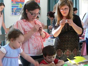 Messy church - crafts